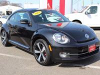 This 2013 Volkswagen Beetle Coupe 2.0T Turbo is a New