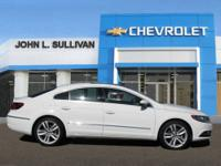 2013 Volkswagen Cc Lux Sedan Our Location is: John L