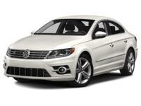 Options:  2013 Volkswagen Cc 2.0T R-Line|For Internet
