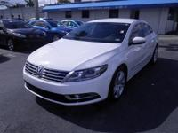 Volkswagen Certified 2.0 L Turbocharged TSI White ABS