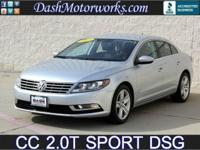 This is a loaded 2013 Volkswagen CC Sport 2.0T with