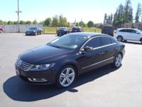 2013 Volkswagen CC 2.0T Sport Plus Black Fresh Oil