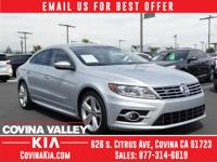SPRING SAVINGS EVENT! CC Silver 2.0T R-Line 2.0L