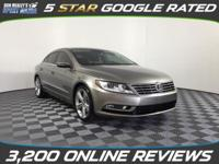 2013 Volkswagen CC - SAVE THOUSANDS with SPORT