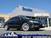 This fantastic 2013 Volkswagen CC is the rare family