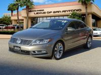 CARFAX 1-Owner. VR6 Executive 4Motion trim. Heated