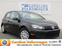 2013 Volkswagen Golf 2.5L New Price! Certified. CARFAX