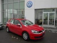 This 2013 Golf is for Volkswagen fanatics looking far