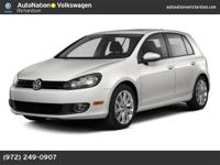 2013 Volkswagen Golf Our Location is: Auto Nation