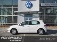 Golf trim. CARFAX 1-Owner. FUEL EFFICIENT 31 MPG Hwy/24
