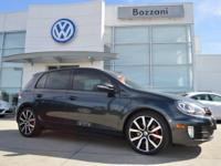 Check out this gently-used 2013 Volkswagen GTI we