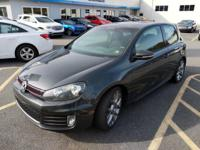 This outstanding example of a 2013 Volkswagen GTI  is