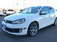 CARFAX One-Owner. Clean CARFAX. 2013 Volkswagen GTI FWD