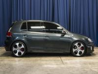 Clean Carfax One Owner Hatchback with Steering Wheel