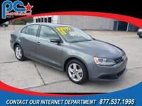 Clean Carfax, One Owner. This Diesel Jetta is loaded!