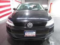 Black 2013 Volkswagen Jetta 2.0L Base FWD 5-Speed