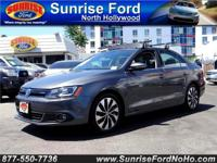 VOLKSWAGEN JETTA HYBRID LOADED WITH ALL THE OPTIONS,