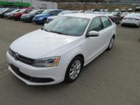 Meet our 2013 Jetta SE sedan brought to you in an