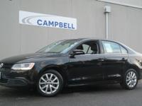 Jetta SE w/Sunroof and Convenience Package. 0.9% APR