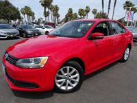 Options:  2013 Volkswagen Jetta 2.5L Se|Red|Fuller