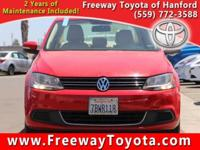 CARFAX One-Owner. Clean CARFAX. Red 2013 Volkswagen