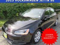 Land a bargain on this 2013 Volkswagen Jetta Sedan SE