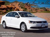 This 2013 Volkswagen Jetta comes with Beige Leatherette