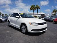 2013 Volkswagen Jetta 2.5L SE with Automatic