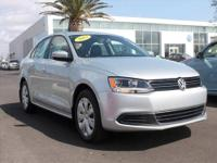 2013 Jetta 2.5L SE Model with Leather Interior. Great
