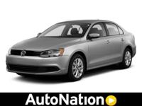 This 2013 Volkswagen Jetta Sedan comes with a CARFAX