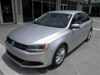 Jetta 2.5L SE Convenience Volkswagen Certified 6-Speed