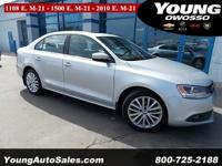 2.0L TDI Clean Diesel Turbocharged! NAV! CARFAX ONE