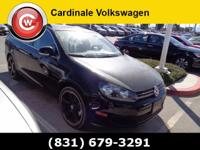 CARFAX One-Owner. Black 2013 Volkswagen Jetta