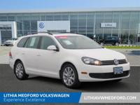 CARFAX 1-Owner, Extra Clean, Volkswagen Certified, LOW