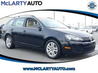 CARFAX One-Owner. Black Uni 2013 Volkswagen Jetta