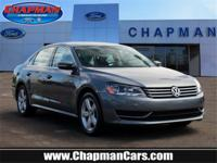 New Price! CARFAX One-Owner. Black 2013 Volkswagen