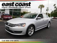 The balanced proportions of the Passat are part of what
