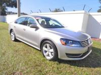 CARFAX 1-Owner, Volkswagen Certified, LOW MILES -