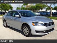 2013 Volkswagen Passat Our Location is: AutoNation
