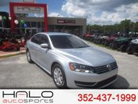 2013 VW PASSAT WITH SPORT APPEARANCE PACKAGE AUTOMATIC