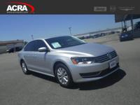 Used Volkswagen Passat, options include:  Fog Lights,
