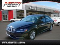 Melloy Nissan is excited to offer this 2013 Volkswagen