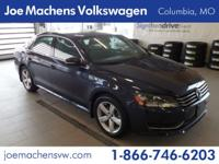 Passat 2.5 SE. Your satisfaction is our business! Wow!