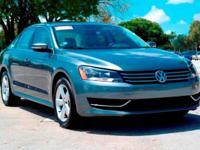 Options:  2013 Volkswagen Passat Se W/Sunroof|Platinum