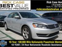 Options:  2013 Volkswagen Passat Se|/|V5 2.5L