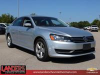 Passat 2.5 SE, 4D Sedan, 2.5L 5-Cylinder DOHC, 6-Speed