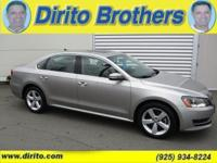 This Passat has very low miles and has been maintained