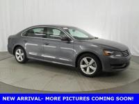 New Price! CARFAX One-Owner. Clean CARFAX. Gray 2013