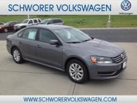 Check out this gently-used 2013 Volkswagen Passat we