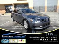 Options:  2013 Volkswagen Passat Se 4Dr Sedan 6A W/